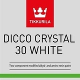 Dicco Crystal 30 White 20L